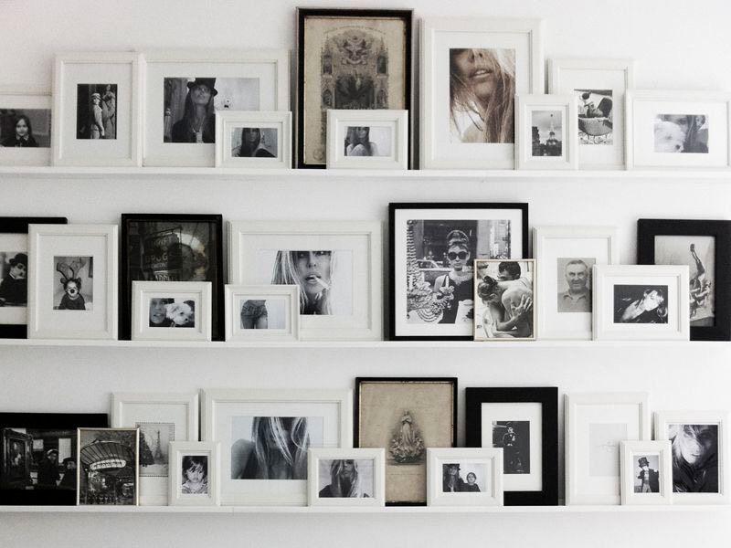 Decorar con fotografías: una tendencia llena de personalidad.