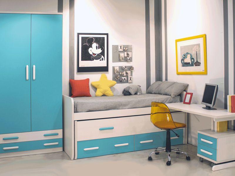¿Cómo decorar un dormitorio juvenil?